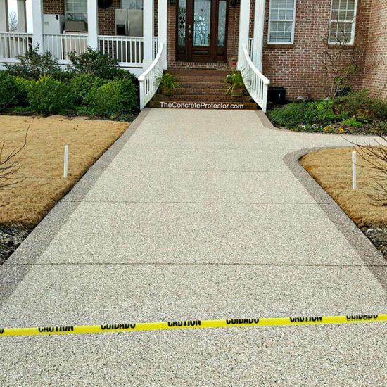 Walkway Granit
